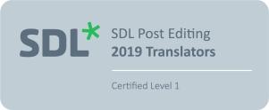 SDL_badges_Postediting_Cert
